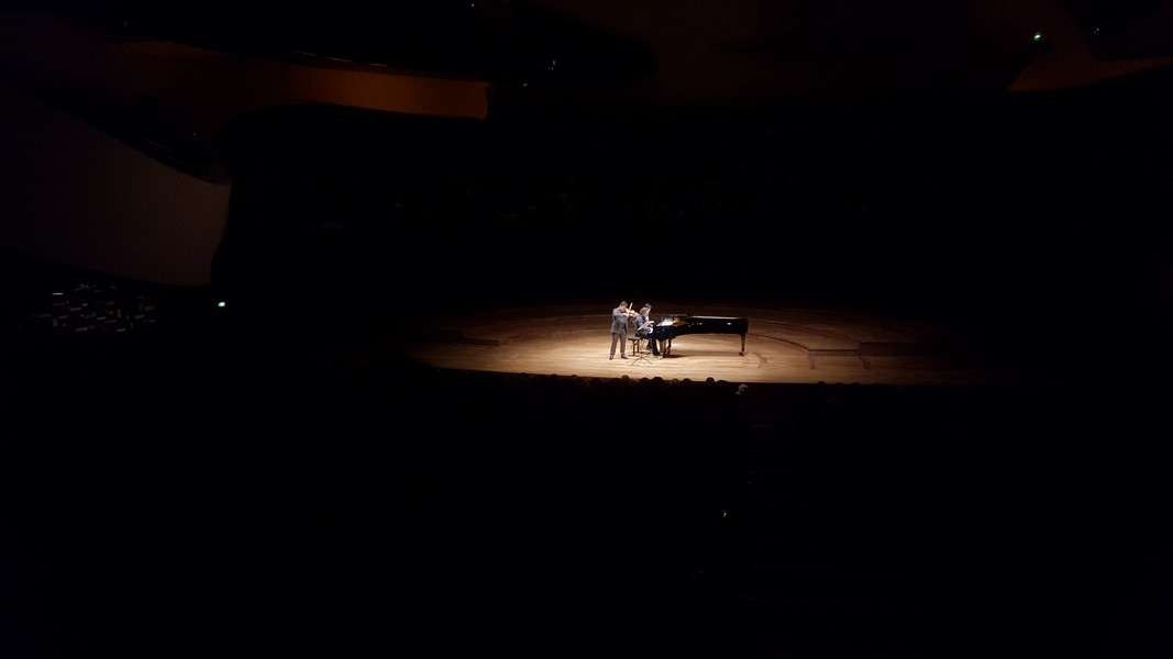 Philharmonie de Paris - Maxim Vengerov