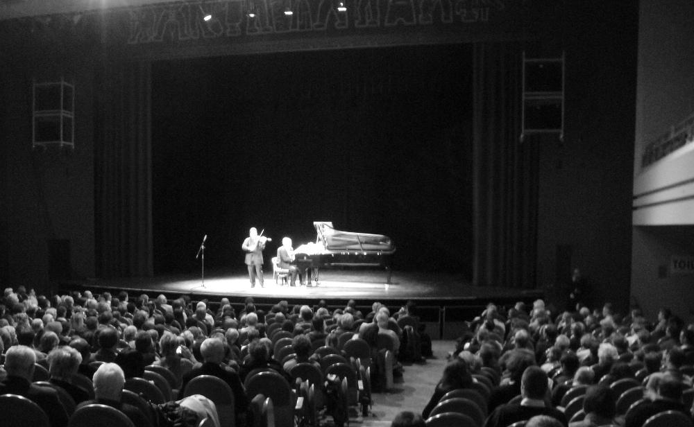 Concert Classique lyon Vengerov