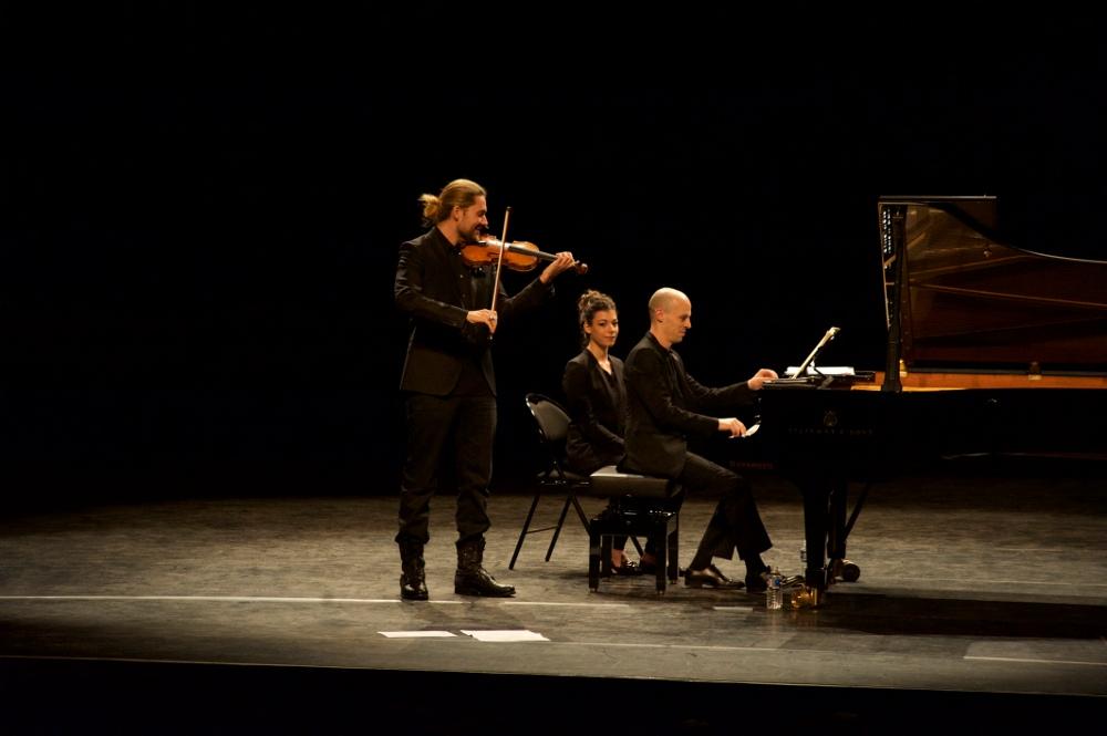 David Garrett en concert en France