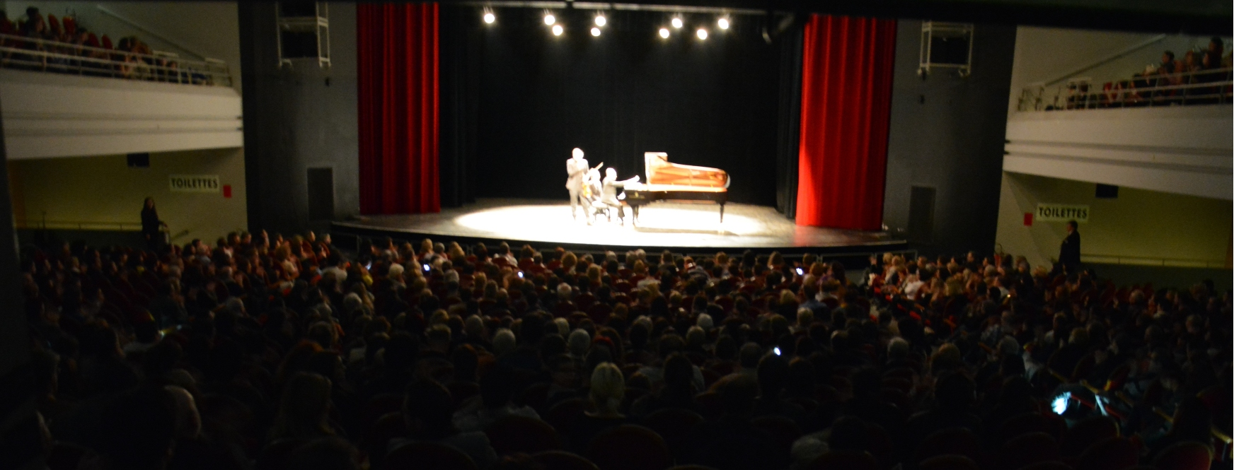 Concert de David Garrett Lyon