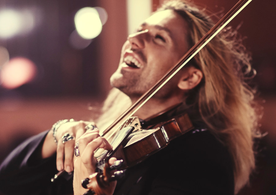 Gagner vos places pour le concert de David Garrett à Strasbourg