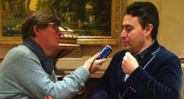Interview Maxim Vengerov Paris Europe 1