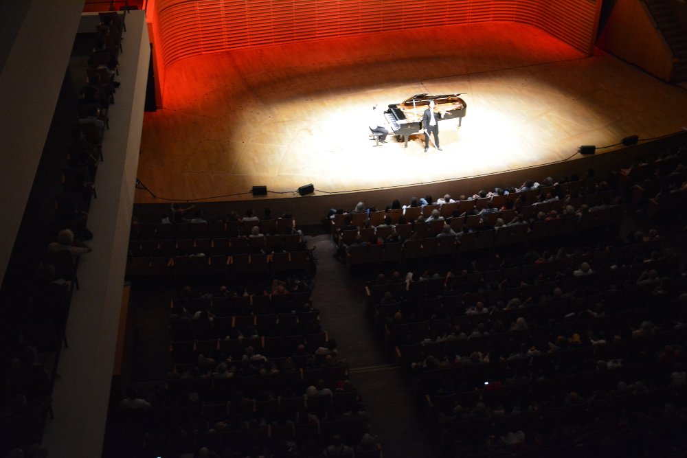 Vue Pleyel Igudesman and joo